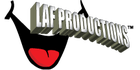 LAF Productions logo